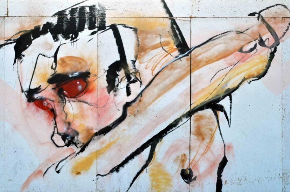 ANTHONY LISTER - iOnArt - GRAFFITI - VIENNA - MUSEUMSQUARTIER