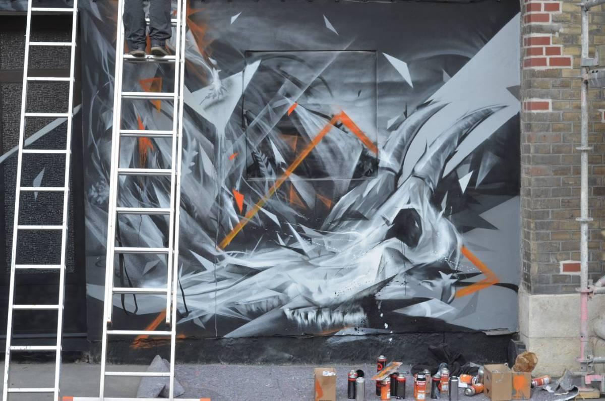 MEHSOS - iOnArt - GRAFFITI - VIENNA
