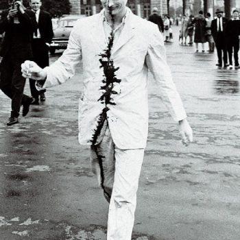BRUS DAY INTEREMEZZO – Günter Brus Wiener Spaziergang, 1965