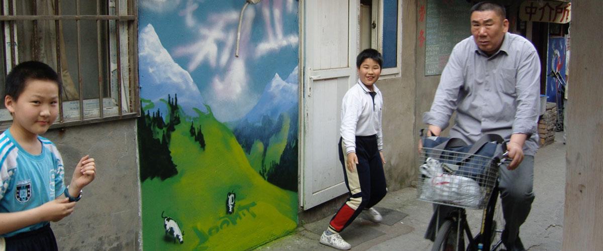 Loomit in Shanghai